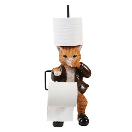 Smelly Cat Toilet Paper Holder
