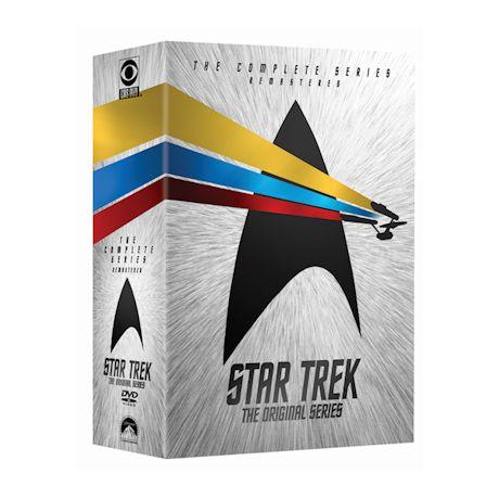 Star Trek: The Complete Original Series DVD Set