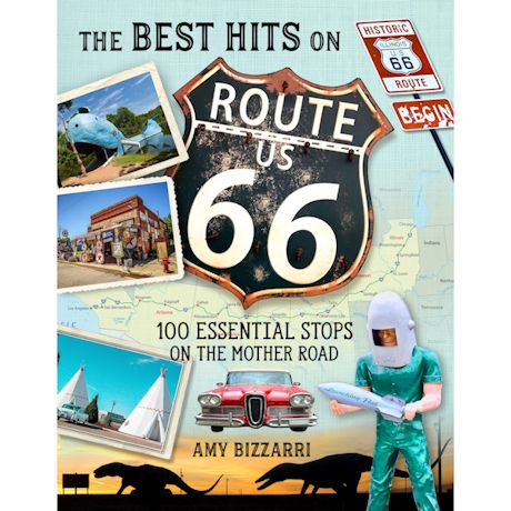 Best Hits On Route 66 Book