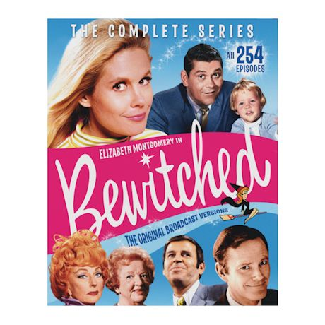 The Complete Bewitched Dvd Set
