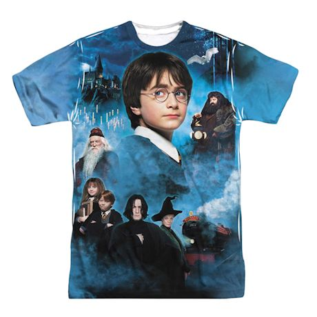Harry Potter Sublimated T-Shirt
