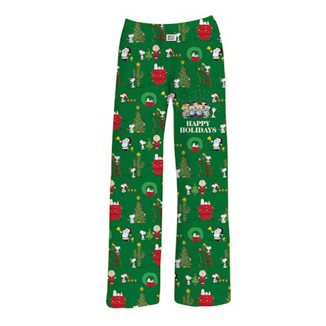 Peanuts Holiday Lounge Pants