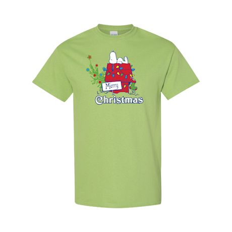 Snoopy Merry Christmas T-Shirt