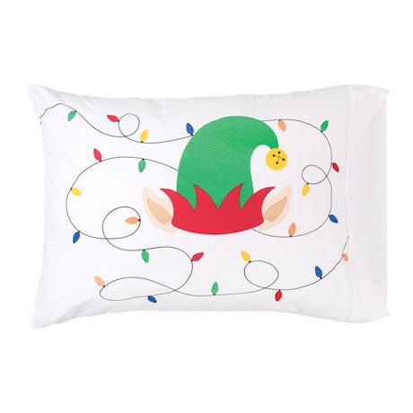 Holiday Selfie Pillowcases