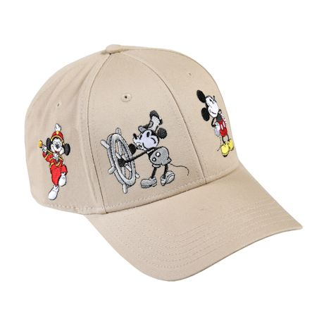 Embroidered Mickey 1928-Today Cap