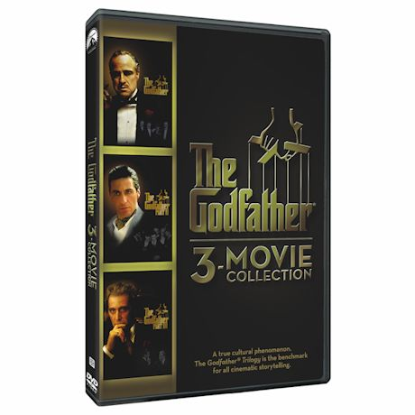 Godfather Collection Boxed Dvd Set