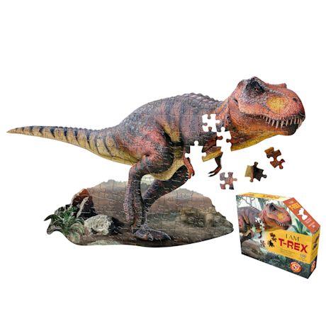 I Am T-Rex Puzzle