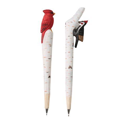 Woodland Birds Pen Set