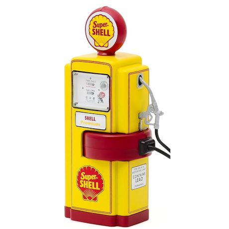 Set Of 3 Series 8 Gas Pumps