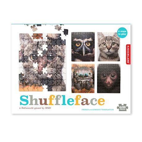 Shuffleface Puzzle Set