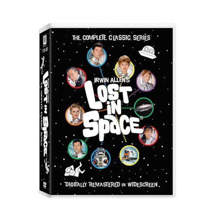 The Complete Lost In Space DVD Collection