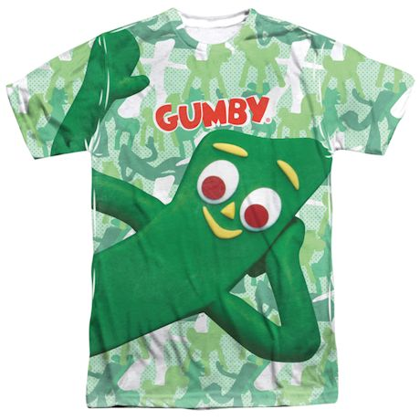 Sublimated Gumby T-Shirt
