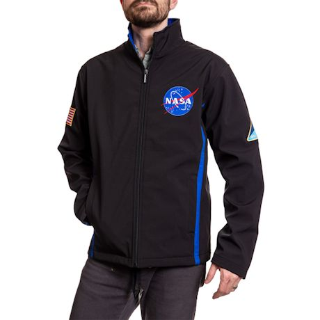 NASA Logo Men's Jacket