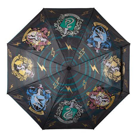 Hogwarts Houses Water-Sensitive Umbrella
