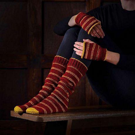 Harry Potter Knitting Kits - Mittens And Socks