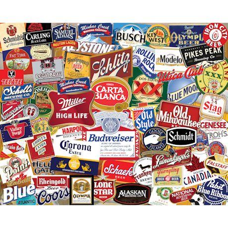 Boomers Favorite Beers Puzzle