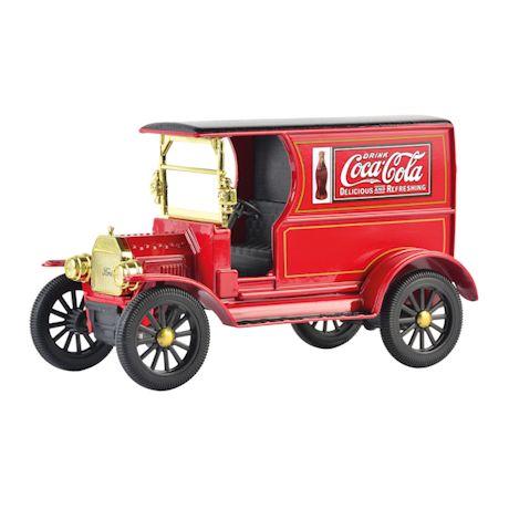 Coca-Cola 1917 Ford Model T Cargo Van