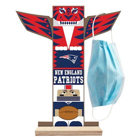 NFL Totem Pole Mask Holder