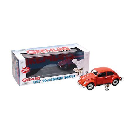 1967 Gremlins Volkswagen Beetle Die Cast 1:18 Scale