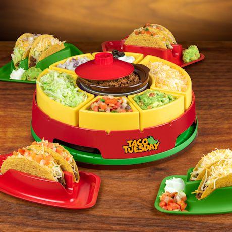 Make Every Day Taco Tuesday - Lazy Susan
