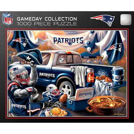 NFL Game Day Collection 1000 Piece Puzzle