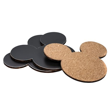 Mickey Mouse Coasters Set