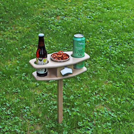 Outdoor Collapsible Beer Table