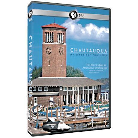 Chautauqua: An American Narrative DVD