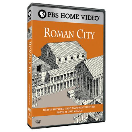 David Macaulay: Roman City DVD