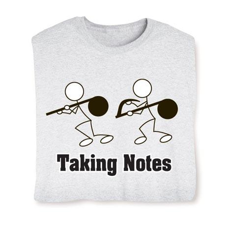 Taking Notes Shirt