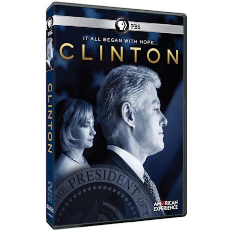 American Experience: Clinton DVD