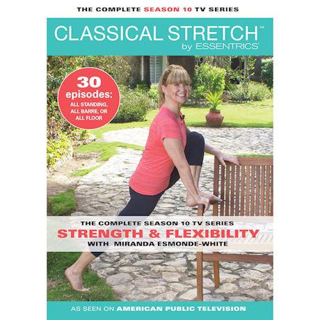 Classical Stretch Season 10: Strength & Flexibility DVD