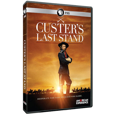 American Experience: Custer's Last Stand DVD