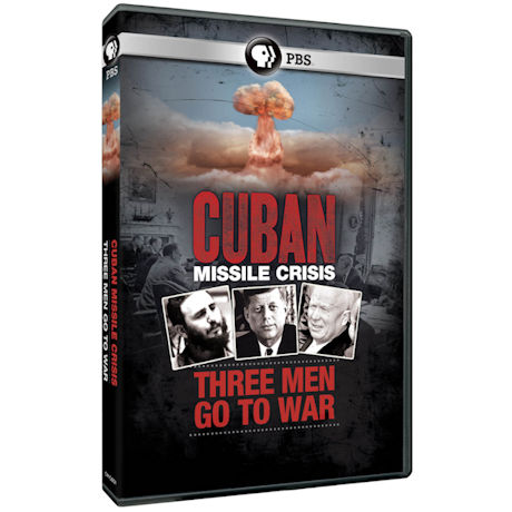 Cuban Missile Crisis: Three Men Go to War DVD
