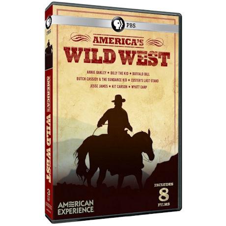 America's Wild West DVD