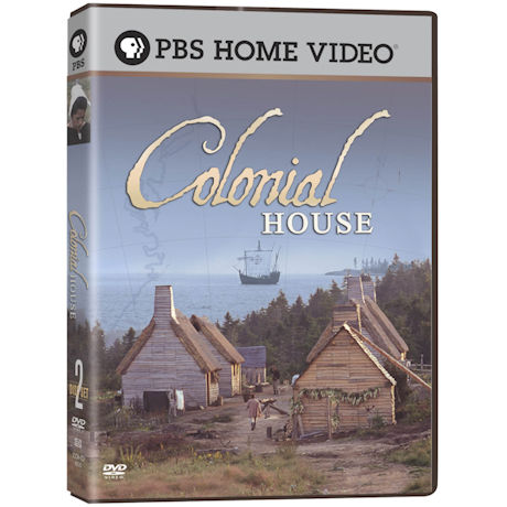 House: Colonial House DVD