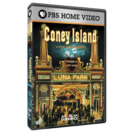 American Experience: Coney Island DVD