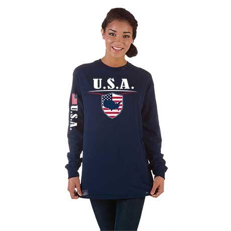 International Shirts - USA