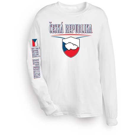 International Shirts- Ceska Republika