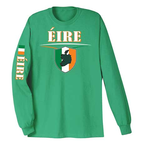 International Shirts- Eire (Ireland)