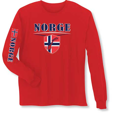 International Shirts- Norge (Norway)