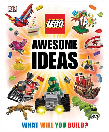 Lego: Awesome Ideas