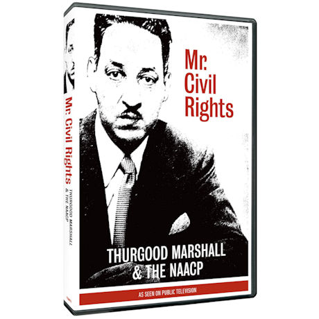 Mr. Civil Rights: Thurgood Marshall and the NAACP DVD