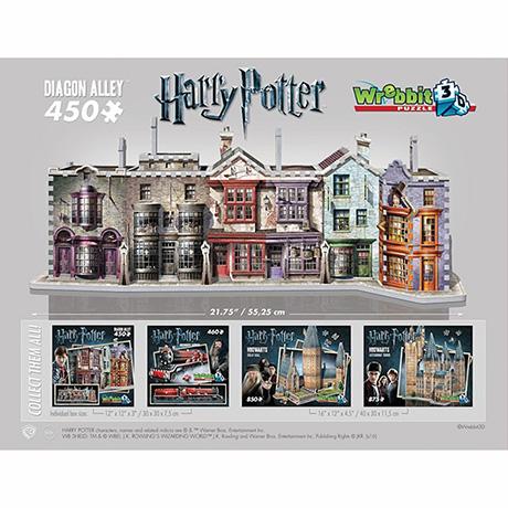 Diagon Alley 3D Puzzle