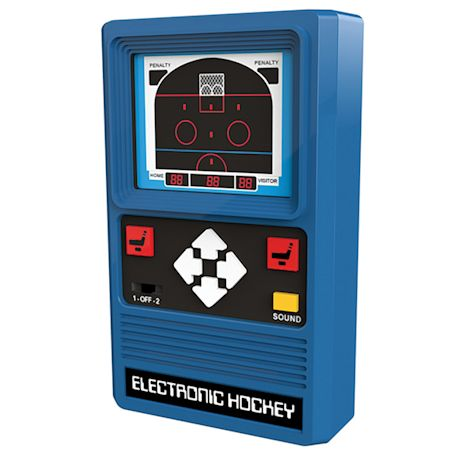 Electronic Hand-Held Sports Games - Hockey