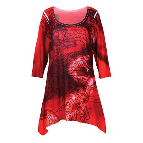 Red Dragon Tunic