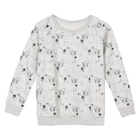 A Study In Cats Sweatshirt