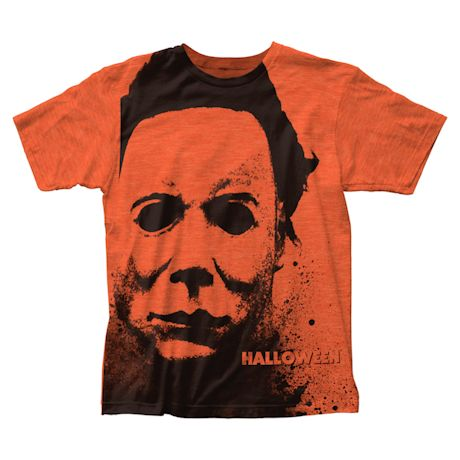 Halloween/Michael Myers Big Face T-Shirt