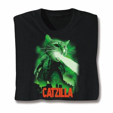 Pet-Zilla T-shirt
