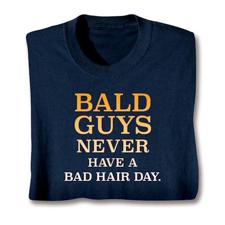 Bald Guys T-Shirt